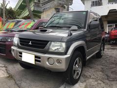 沖縄の中古車 三菱 パジェロミニ 車両価格 39万円 リ済込 平成12年 9.4万K レガートグレイM