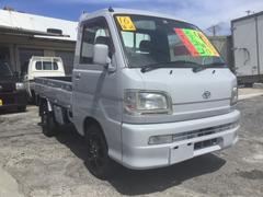 沖縄の中古車 ダイハツ ハイゼットトラック 車両価格 49万円 リ済込 平成16年 5.9万K グレー