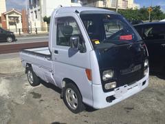 沖縄の中古車 ダイハツ ハイゼットトラック 車両価格 29万円 リ済込 平成9年 11.6万K ホワイト
