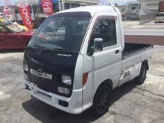沖縄の中古車 ダイハツ ハイゼットトラック 車両価格 25万円 リ済込 平成10年 8.4万K ホワイト