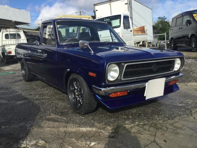 沖縄県の中古車ならサニートラック ロングDX エアコン 本土中古車