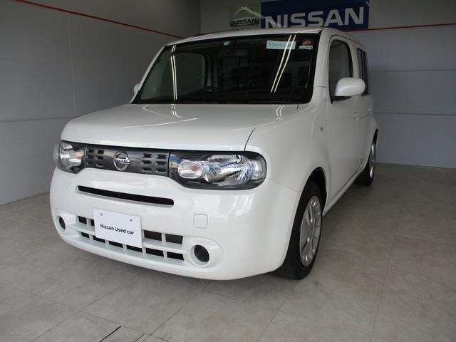 沖縄県の中古車ならキューブ 15X レンタアップ車!