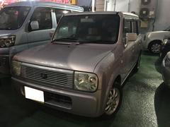 沖縄の中古車 スズキ アルトラパン 車両価格 25万円 リ済別 平成17年 9.3万K ワイン