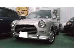 沖縄の中古車 ダイハツ ミラジーノ 車両価格 21万円 リ済別 平成11年 7.9万K シルバーM
