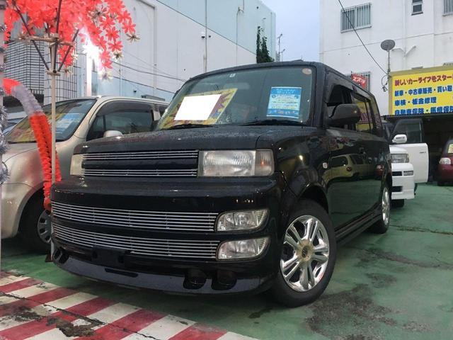 沖縄県の中古車ならbB S Xストリートビレットバージョン