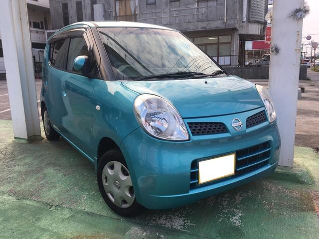 沖縄県の中古車ならモコ E キーフリー