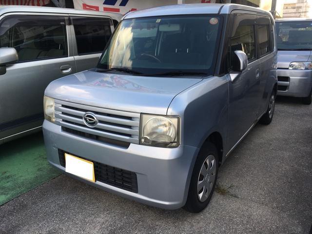 沖縄県の中古車ならムーヴコンテ X キーフリー