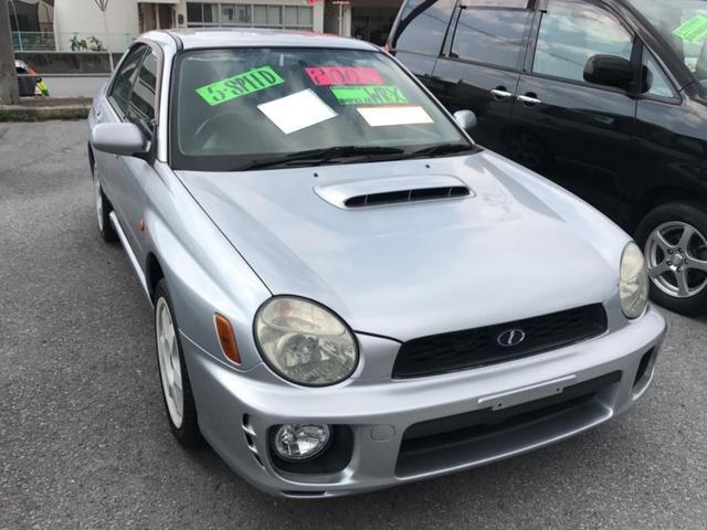 沖縄県の中古車ならインプレッサ