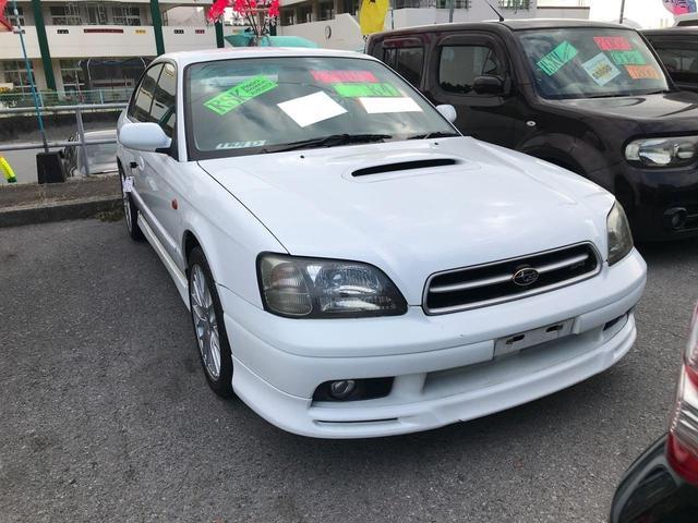 沖縄県の中古車ならレガシィB4 RSK ターボ