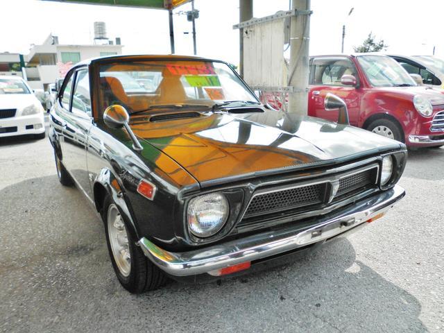 沖縄の中古車 トヨタ トヨタ 車両価格 375万円 リ済別 1973(昭和48)年 12.6万km グリーン