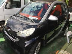 沖縄の中古車 スマート スマート クーペ 車両価格 28万円 リ済込 2008年 8.8万K ブラックM