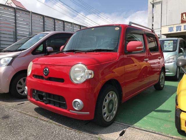 沖縄県うるま市の中古車ならミラココア ココアプラスX