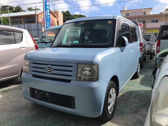 沖縄県の中古車ならムーヴコンテ X スマートキー パワーシート