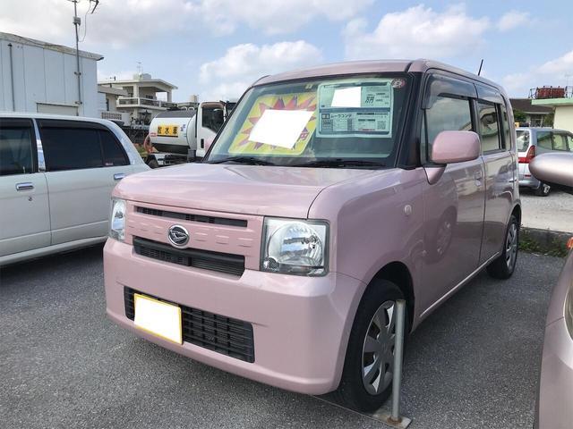 沖縄県うるま市の中古車ならムーヴコンテ L アイドリングストップ