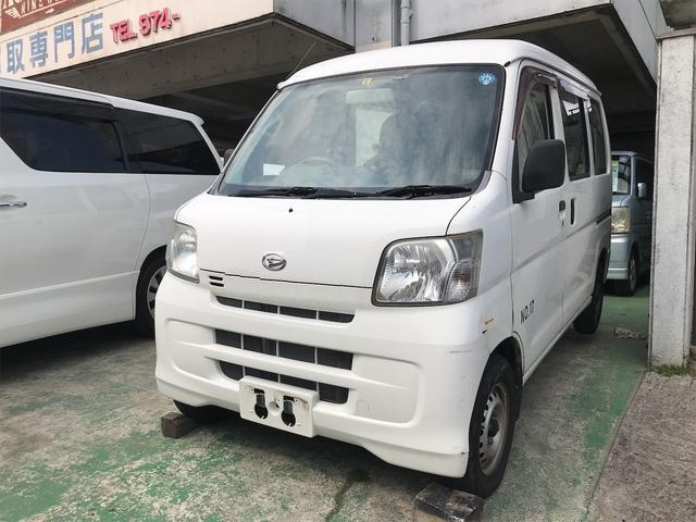 沖縄県うるま市の中古車ならハイゼットカーゴ スペシャル 5MT エアコン