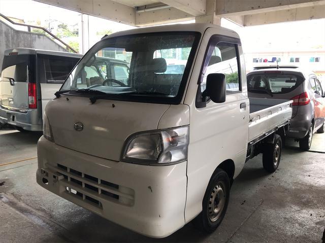 沖縄県の中古車ならハイゼットトラック スペシャル エアコン パワステ オートマ