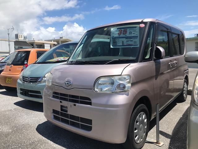 沖縄県の中古車ならタント X スライドドア