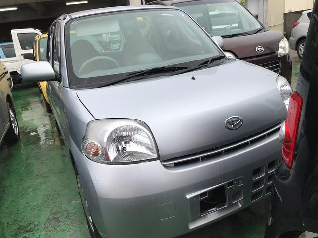 沖縄県の中古車ならエッセ X キーレス AT