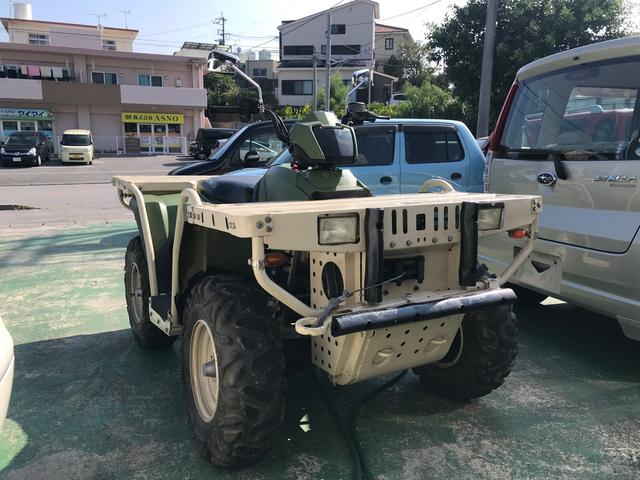 沖縄県うるま市の中古車ならアメリカその他 ポラリス ポラリス オフロードバギー 680cc ウインチ セル付き