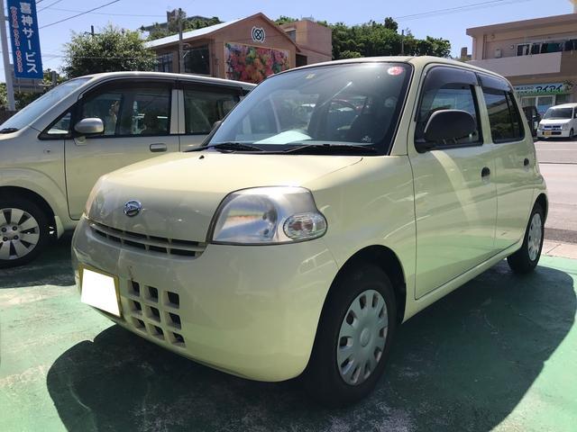 沖縄県うるま市の中古車ならエッセ D キーレス 純正オーディオ