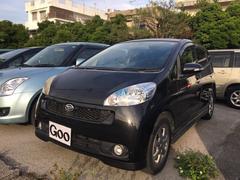 沖縄の中古車 ダイハツ ソニカ 車両価格 25万円 リ済込 平成18年 11.0万K ブラック