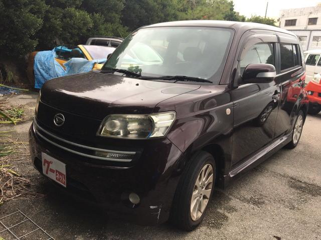 沖縄の中古車 ダイハツ クー 車両価格 25万円 リ済込 平成18年 9.0万km パープル