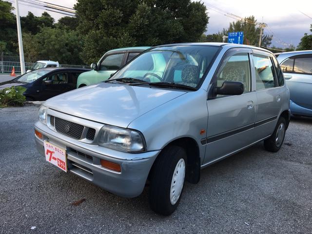 沖縄の中古車 スズキ セルボ・モード 車両価格 27万円 リ済込 年式不明 9.7万km シルバーM