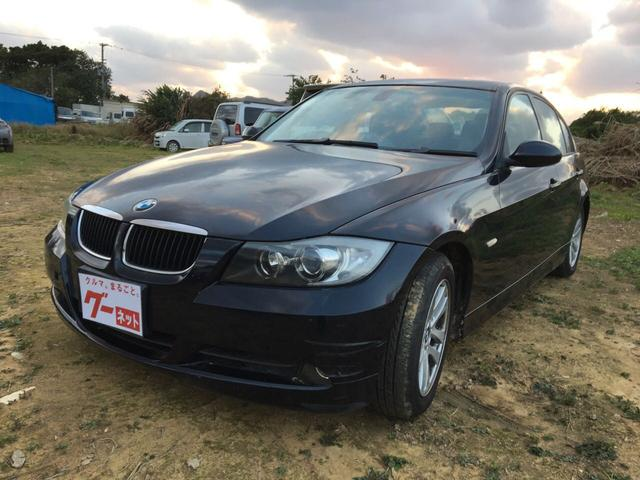 沖縄の中古車 BMW BMW 車両価格 68万円 リ済込 2005年 5.4万km 紺