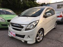 沖縄の中古車 スズキ セルボ 車両価格 25万円 リ済込 平成18年 9.1万K パール