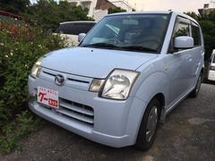 沖縄の中古車 マツダ キャロル 車両価格 10万円 リ済込 平成17年 9.2万K ブルー