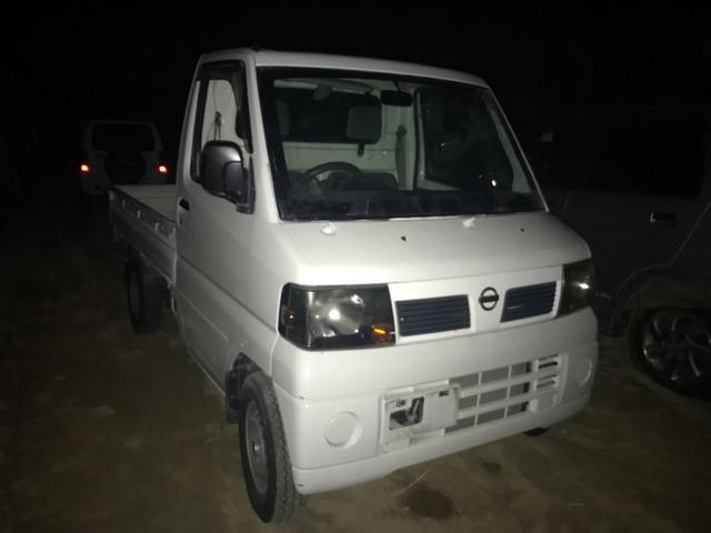 沖縄の中古車 日産 クリッパートラック 車両価格 35万円 リ済込 2009(平成21)年 5.0万km ホワイト