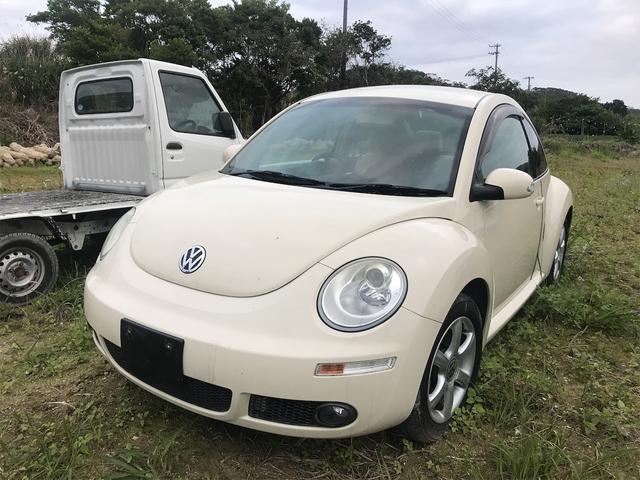VW ビートル:沖縄県中古車の新着情報