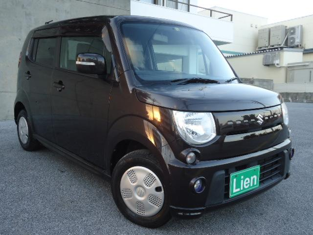 沖縄の中古車 スズキ MRワゴン 車両価格 48万円 リ済込 平成23年 9.5万km DブラウンM