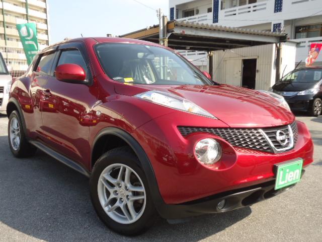 ジューク:沖縄県中古車の新着情報