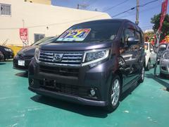 沖縄の中古車 ダイハツ ムーヴ 車両価格 124万円 リ済込 平成27年 2.1万K グレー
