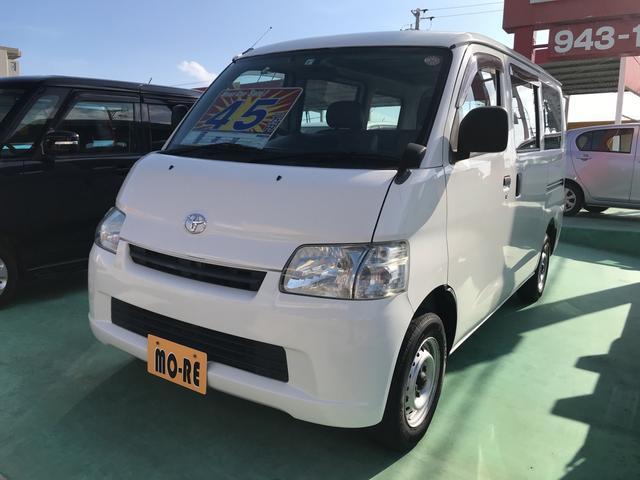 沖縄の中古車 トヨタ タウンエースバン 車両価格 49万円 リ済込 平成20年 12.8万km ホワイト