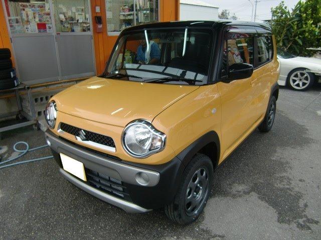 沖縄県の中古車ならハスラー G・新車