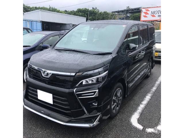 沖縄の中古車 トヨタ ヴォクシー 車両価格 288万円 リ済込 新車  DグリーンM