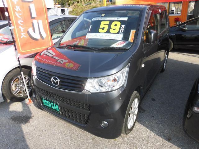 沖縄県の中古車ならフレアカスタムスタイル XS・3年保証