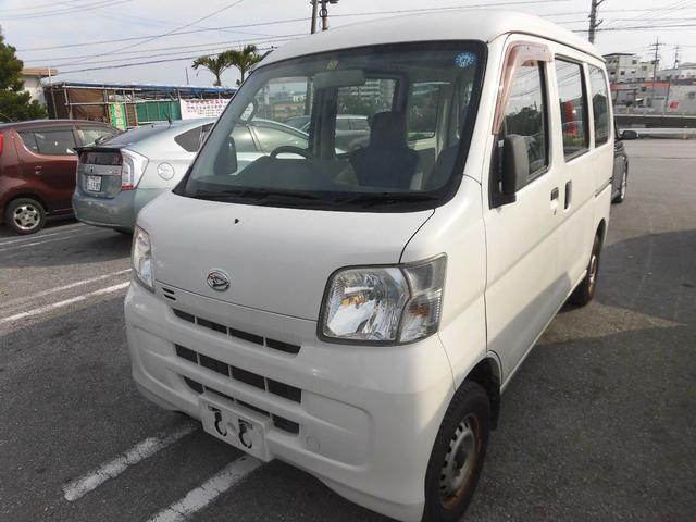 沖縄県の中古車ならハイゼットカーゴ 2年保証