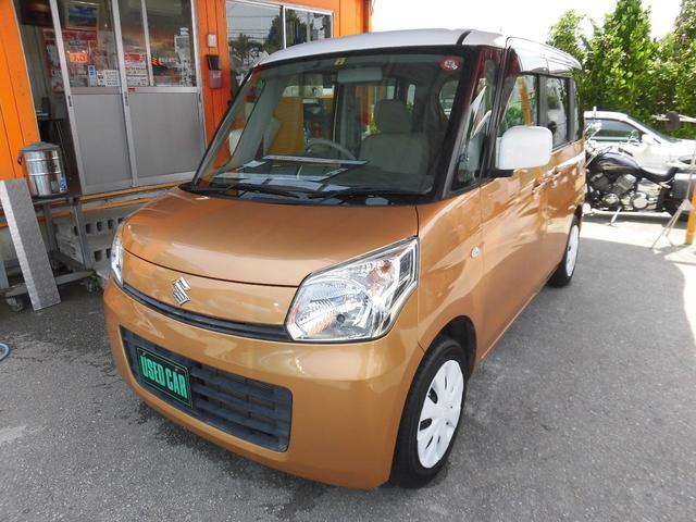 沖縄県の中古車ならスペーシア X 2年保証