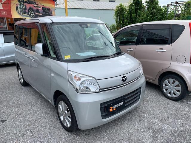 沖縄県の中古車ならフレアワゴン XG・2年保証