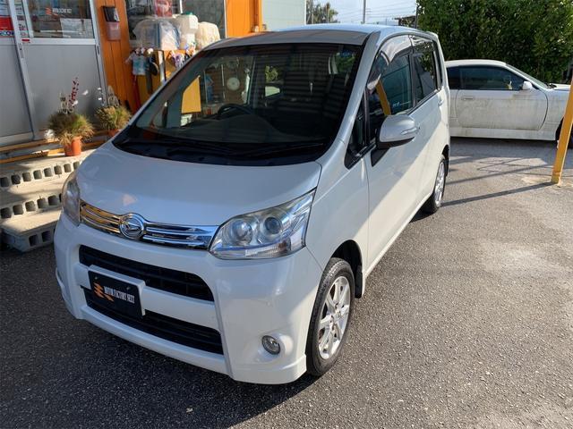 沖縄の中古車 ダイハツ ムーヴ 車両価格 35万円 リ済込 2011(平成23)年 12.2万km パール
