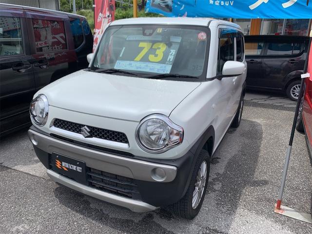 沖縄県名護市の中古車ならハスラー G 2年保証