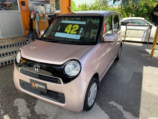沖縄県の中古車ならN-ONE G・Lパッケージ 2年保証付き・2年間オイル交換無料