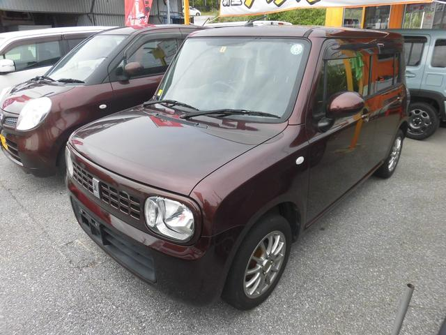 沖縄県名護市の中古車ならアルトラパン G 二年保証付き