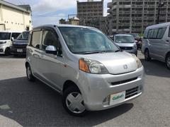 沖縄の中古車 ホンダ ライフ 車両価格 28万円 リ済別 平成21年 12.3万K シルバー