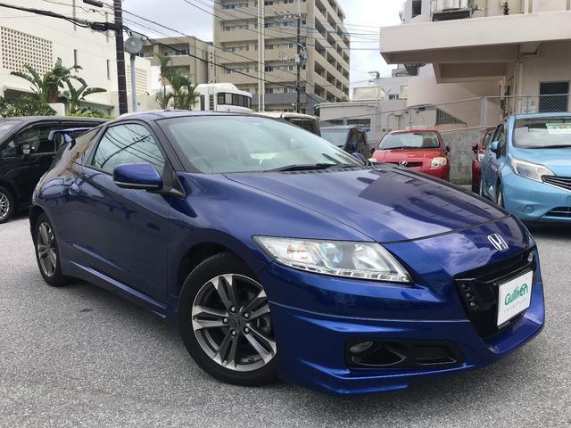 沖縄県の中古車ならCR-Z 日本カーオブザイヤー受賞記念車