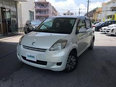 沖縄の中古車 トヨタ パッソ 車両価格 39万円 リ済別 平成20年 9.4万K ホワイト