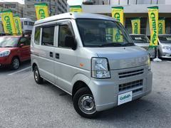 沖縄の中古車 スズキ エブリイ 車両価格 39万円 リ済別 平成18年 8.4万K シルバー